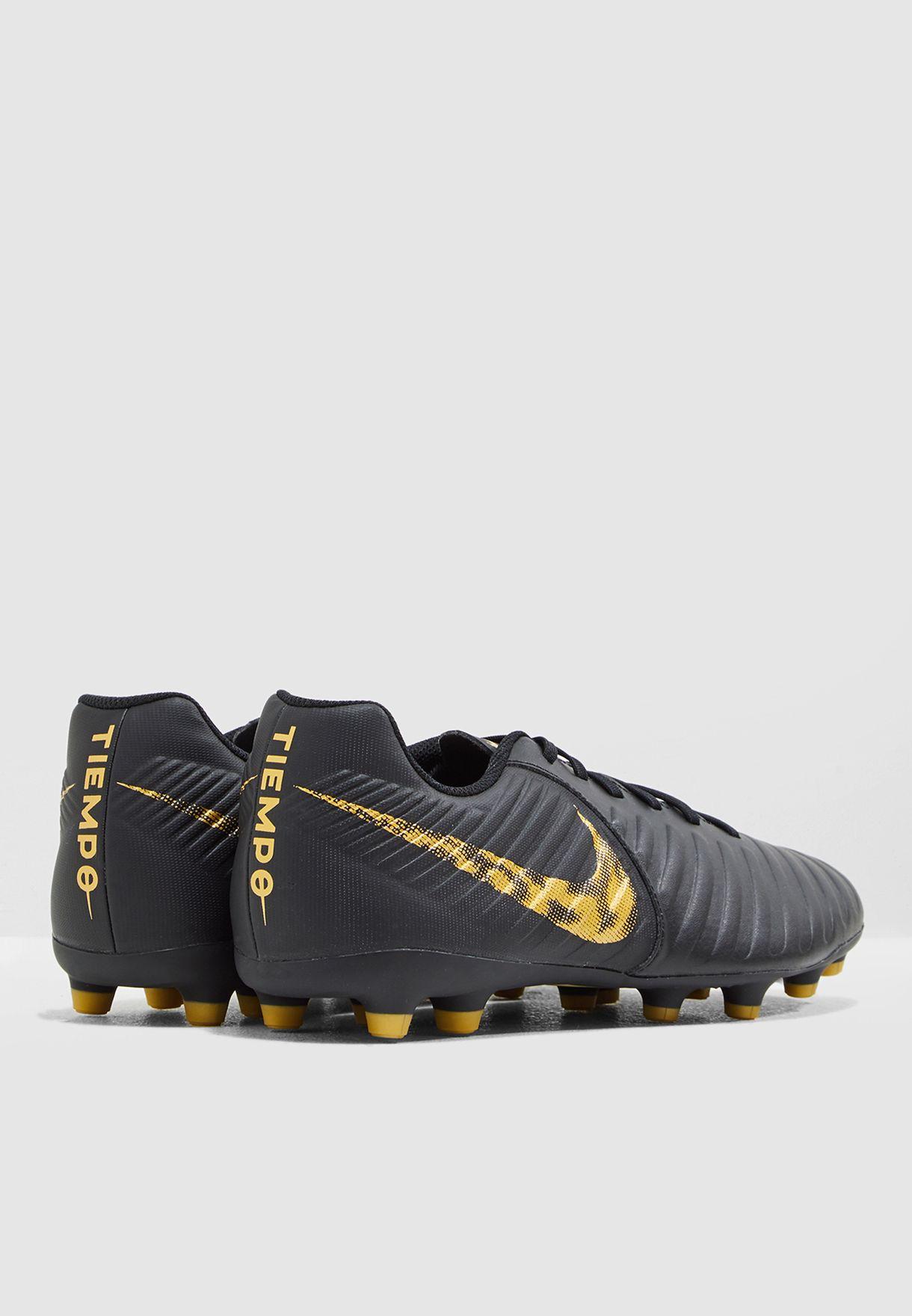 24d57cbb28a Shop Nike black Tiempo Legend 7 Club FG AO2597-077 for Men in UAE ...