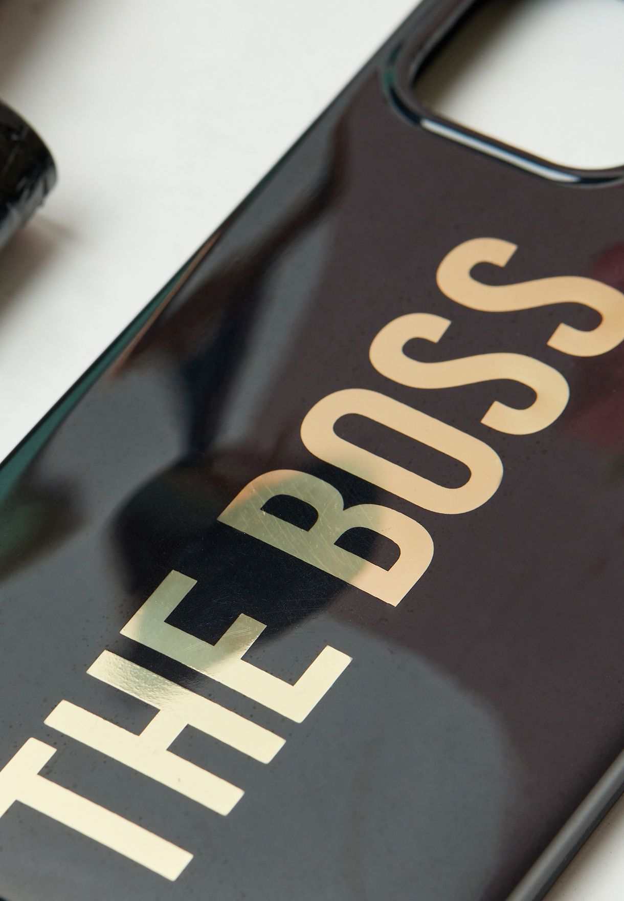 The Boss Iphone 12 / 12 Pro Case