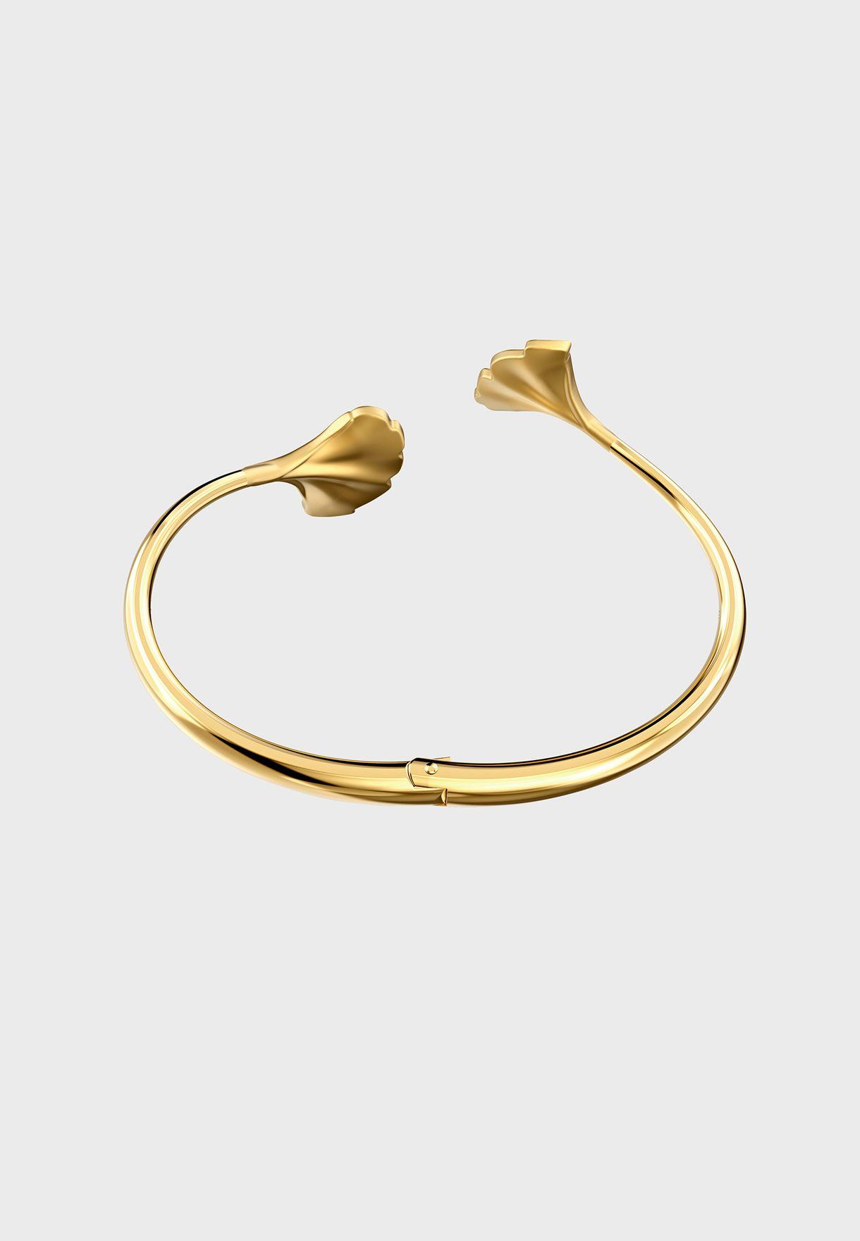Stunning Ginko Cuff Bracelet