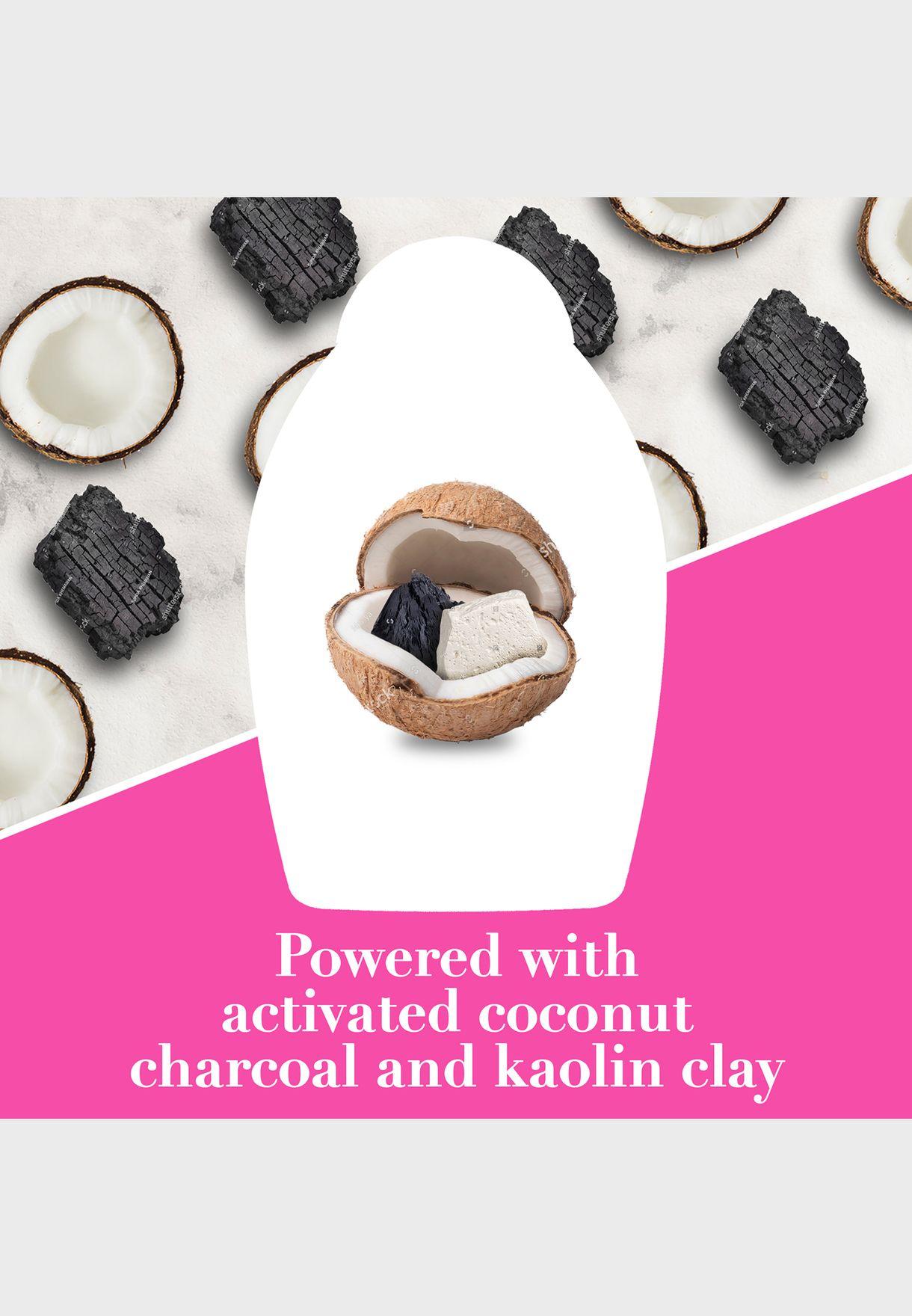 Purifying+ Charcoal Detox Shampoo 385 ml