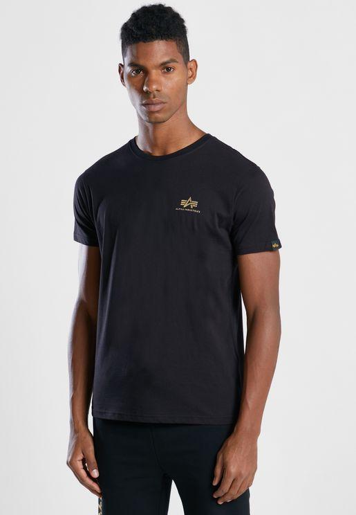 Logo Basic AOP T-Shirt