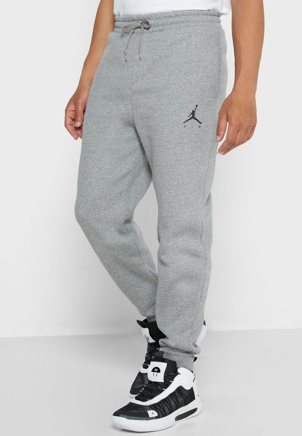 Buy Nike grey Jordan Jumpman Fleece