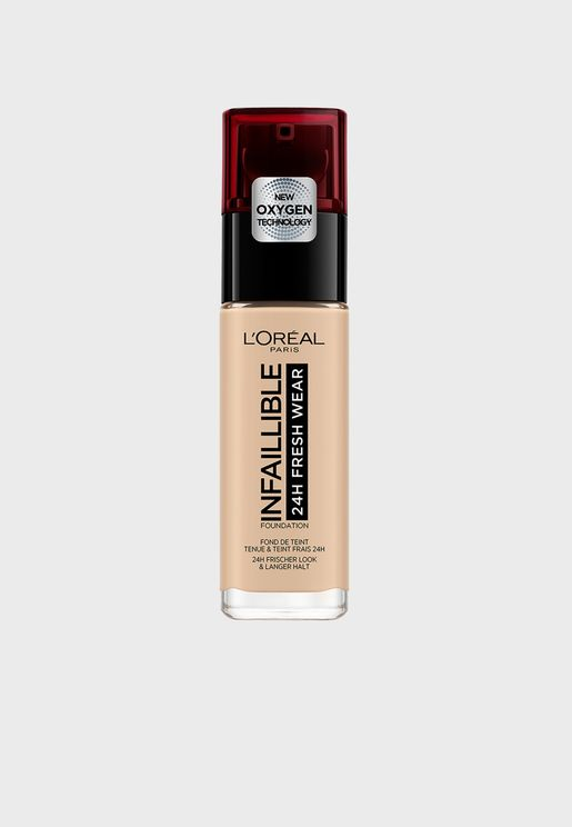 Infaillible Liquid Foundation - 130