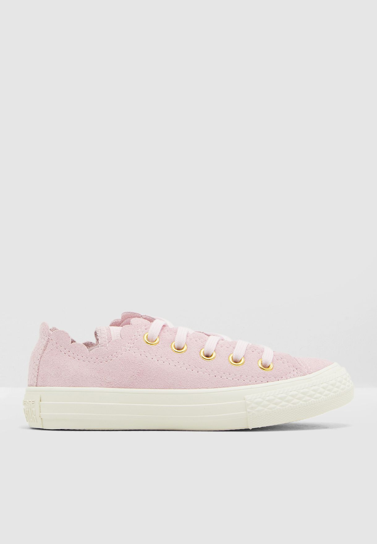 Shop Converse pink Kids Chuck Taylor All Star 363696C-681 for Kids ... d9fe27599