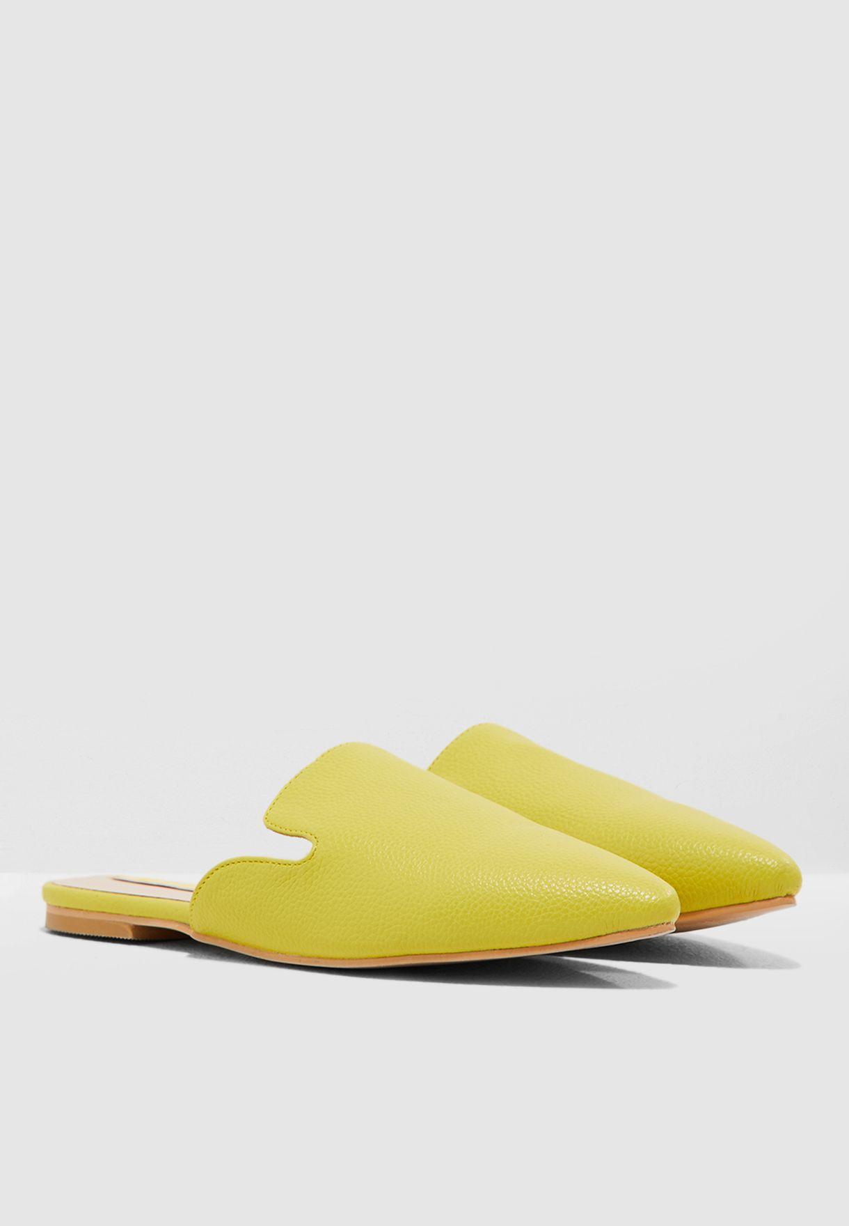 Flat Slip On Shoe