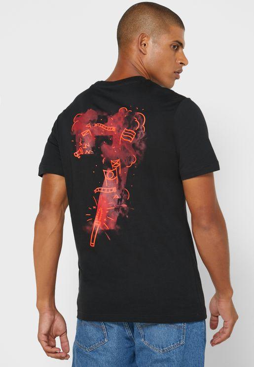 Graphic Nr. 7 T-Shirt
