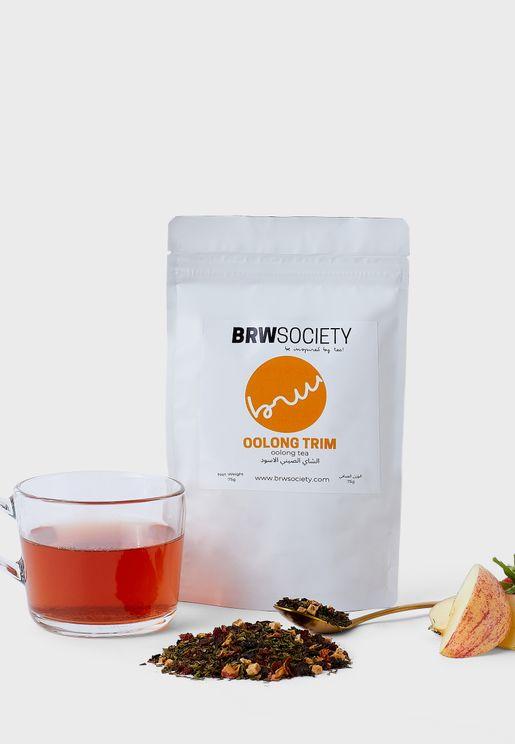 شاي صيني اسود - اولونج تريم