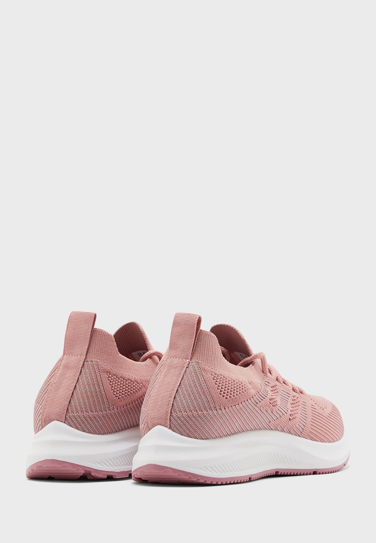 Knitted Comfort Sneakers
