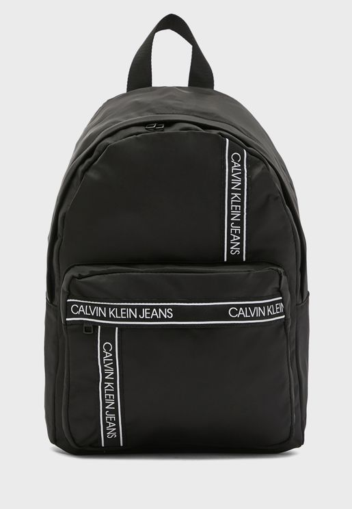 Kids Institutional Logo Backpack