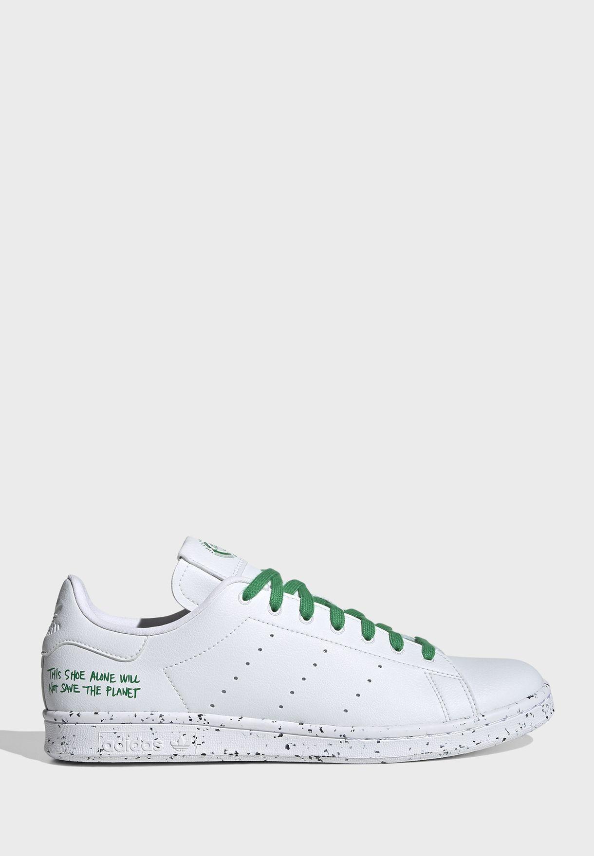 حذاء ستان سميث نباتي