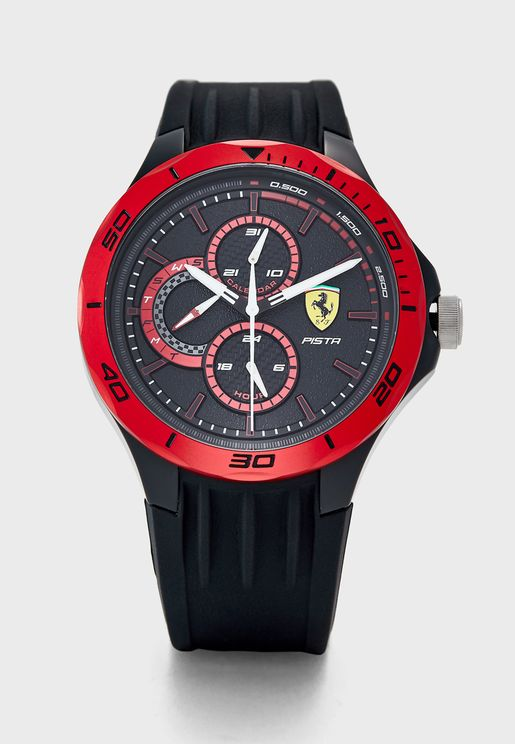 Pista Chronograph Analog Watch