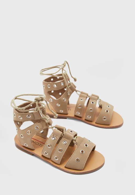 Youth Gladiator Sandal