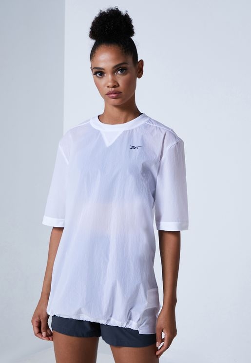 One Series Woven T-Shirt