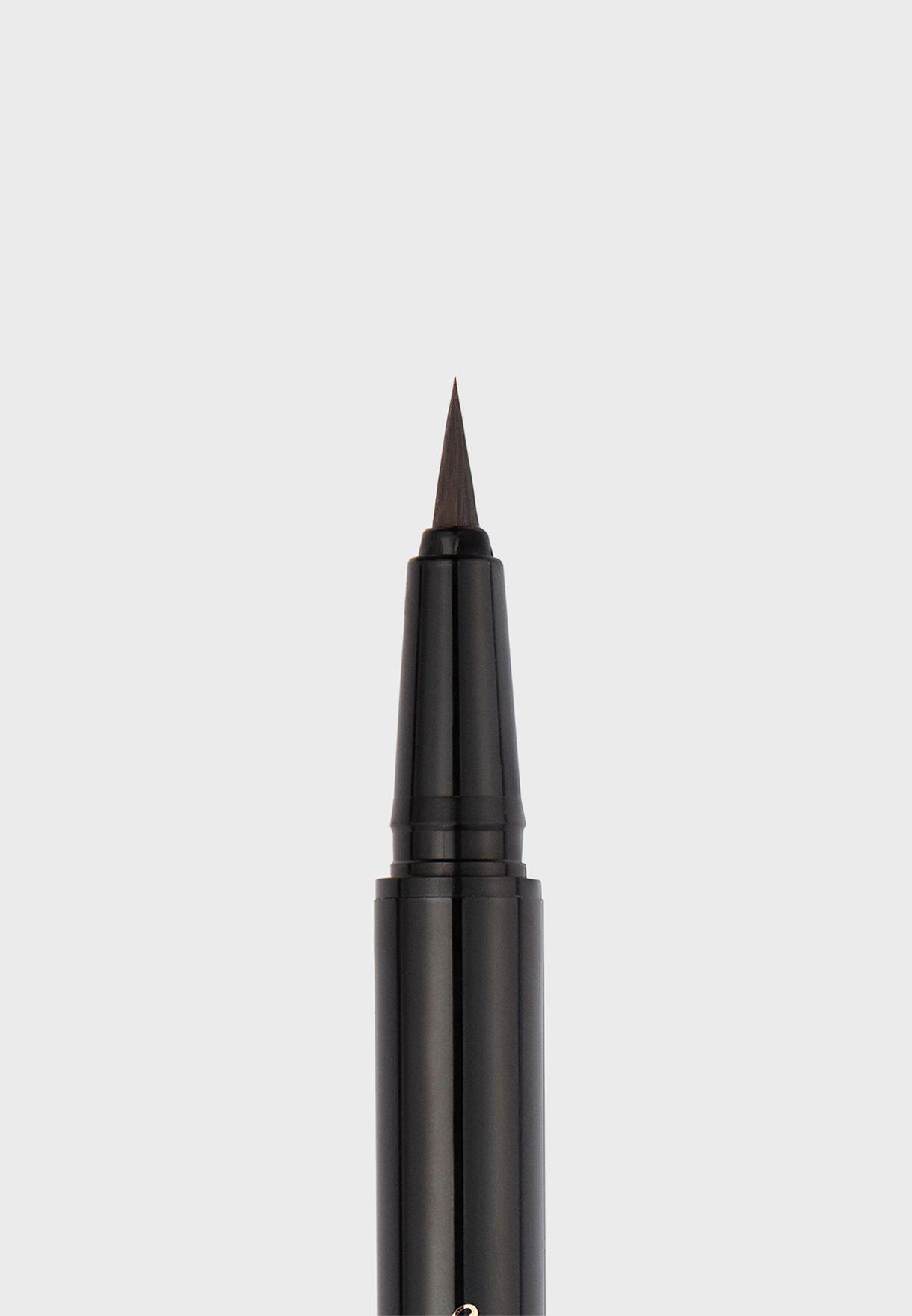 قلم حواجب - بني متوسط