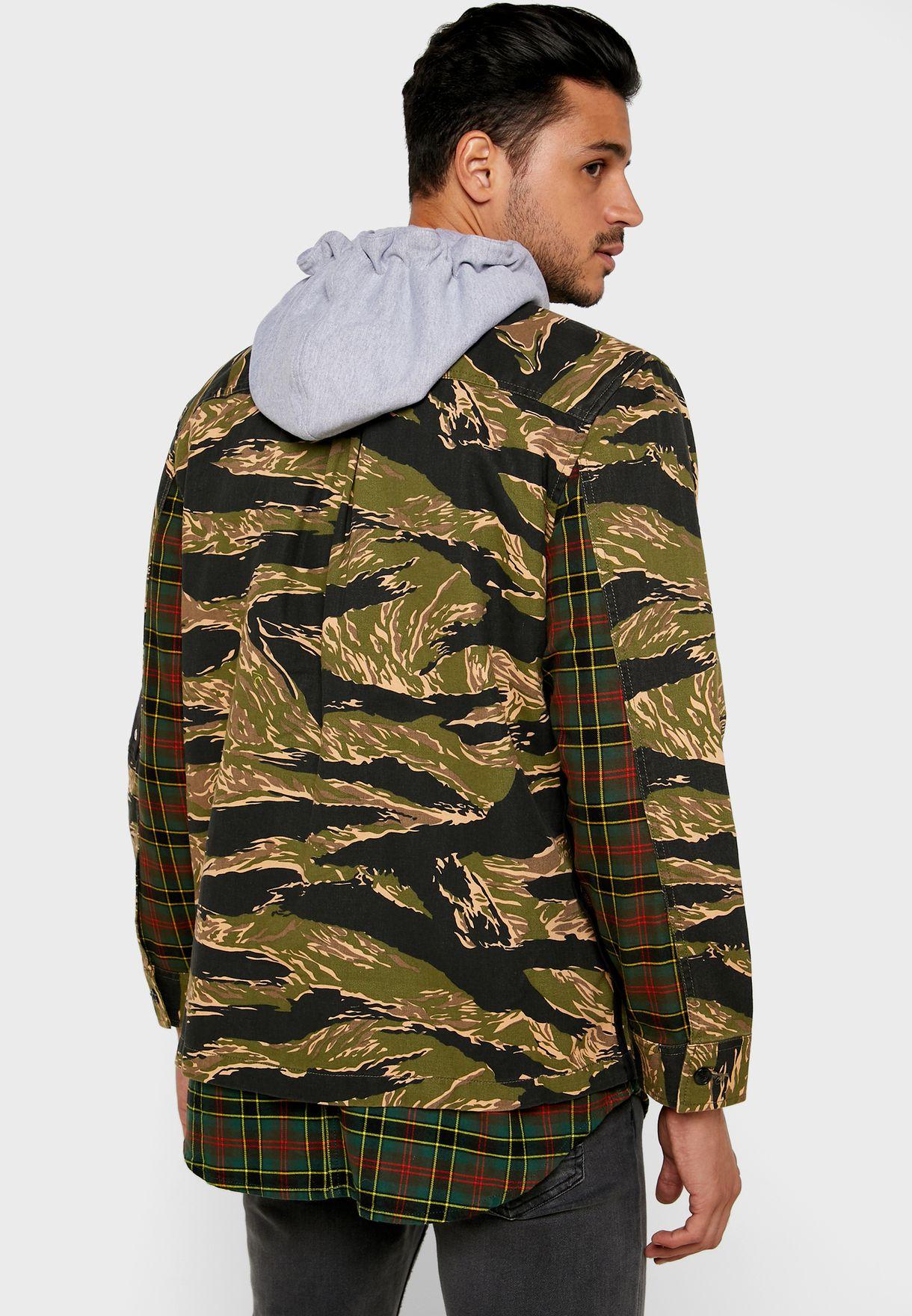 Kutuzov Hooded Jacket