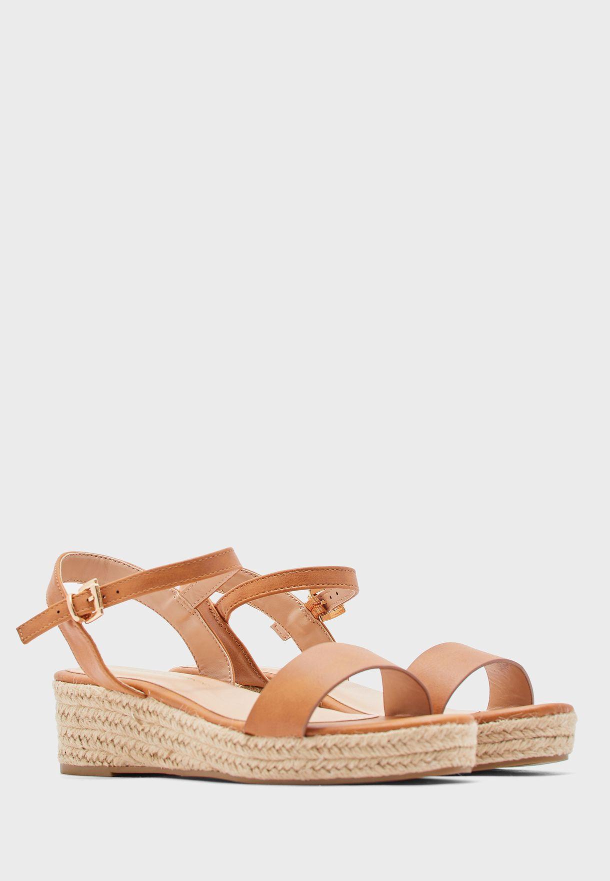 Rhianna Wedge Sandal