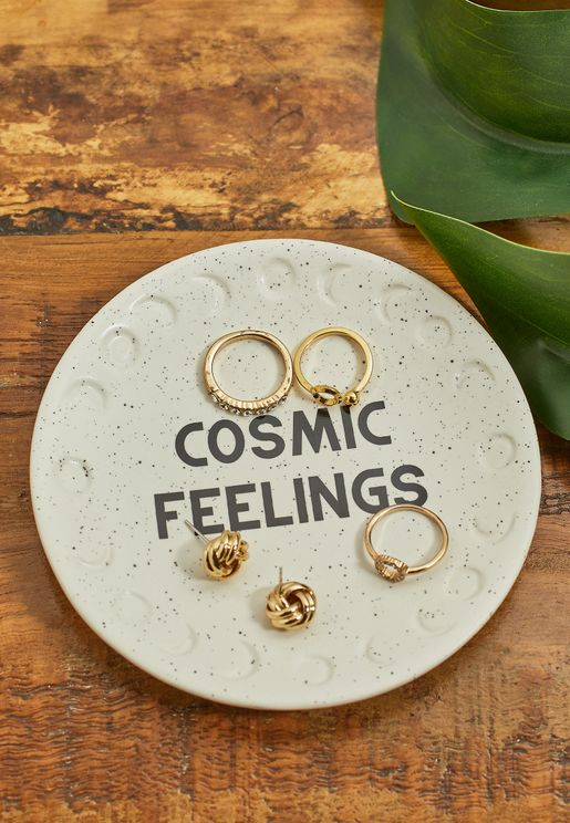 Cosmic Feelings Trinket Tray