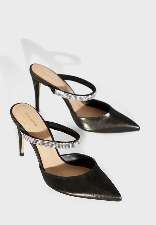 Laulanna Slingback High Heel Pump