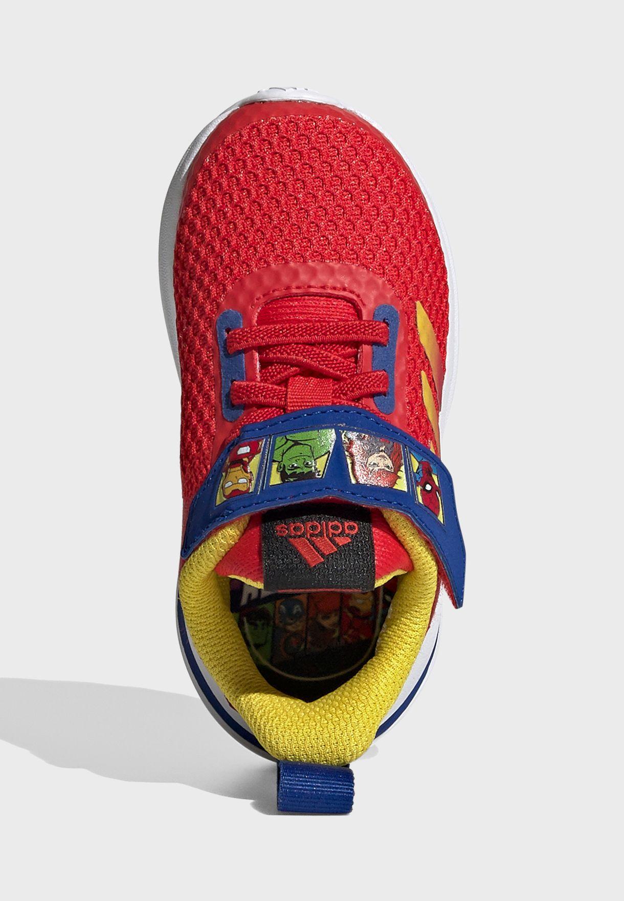 حذاء رياضي بشريط فيلكرو للجنسين