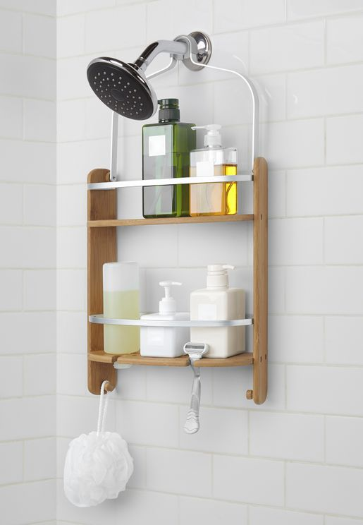 Barrel Shower Caddy