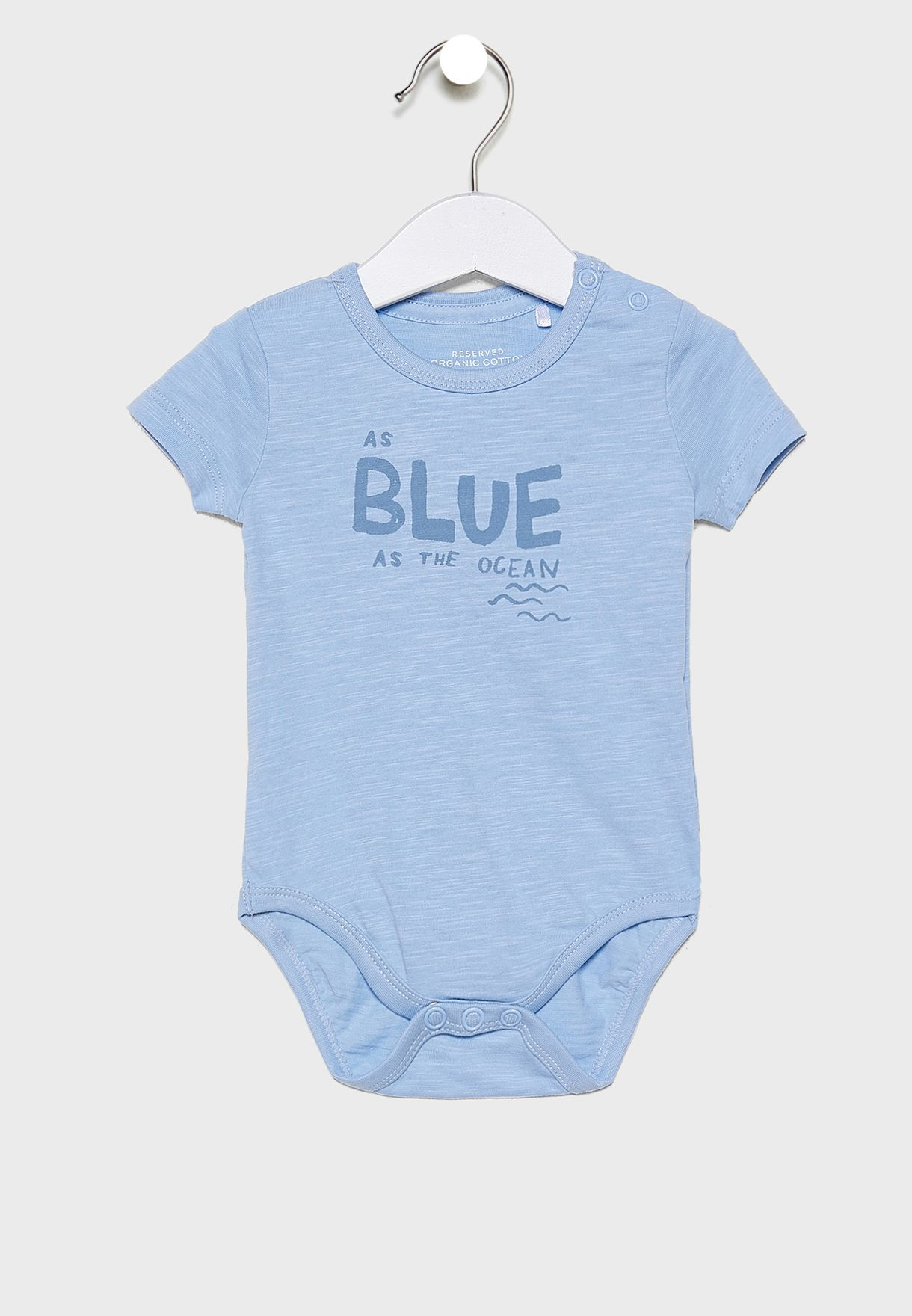 Infant Slogan Bodysuit
