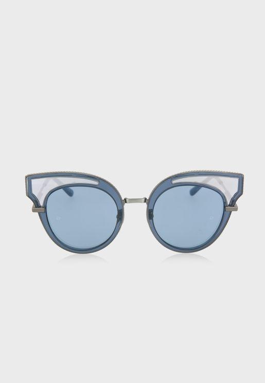 Novelty Cateye Sunglasses