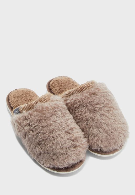 Men's Bedroom Slippers