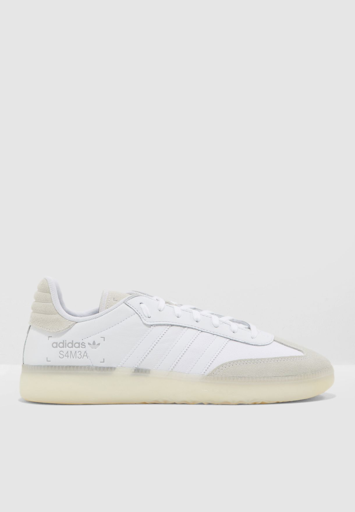 MEN'S SHOES SNEAKERS Adidas Originals Samba Rm [Bd7486