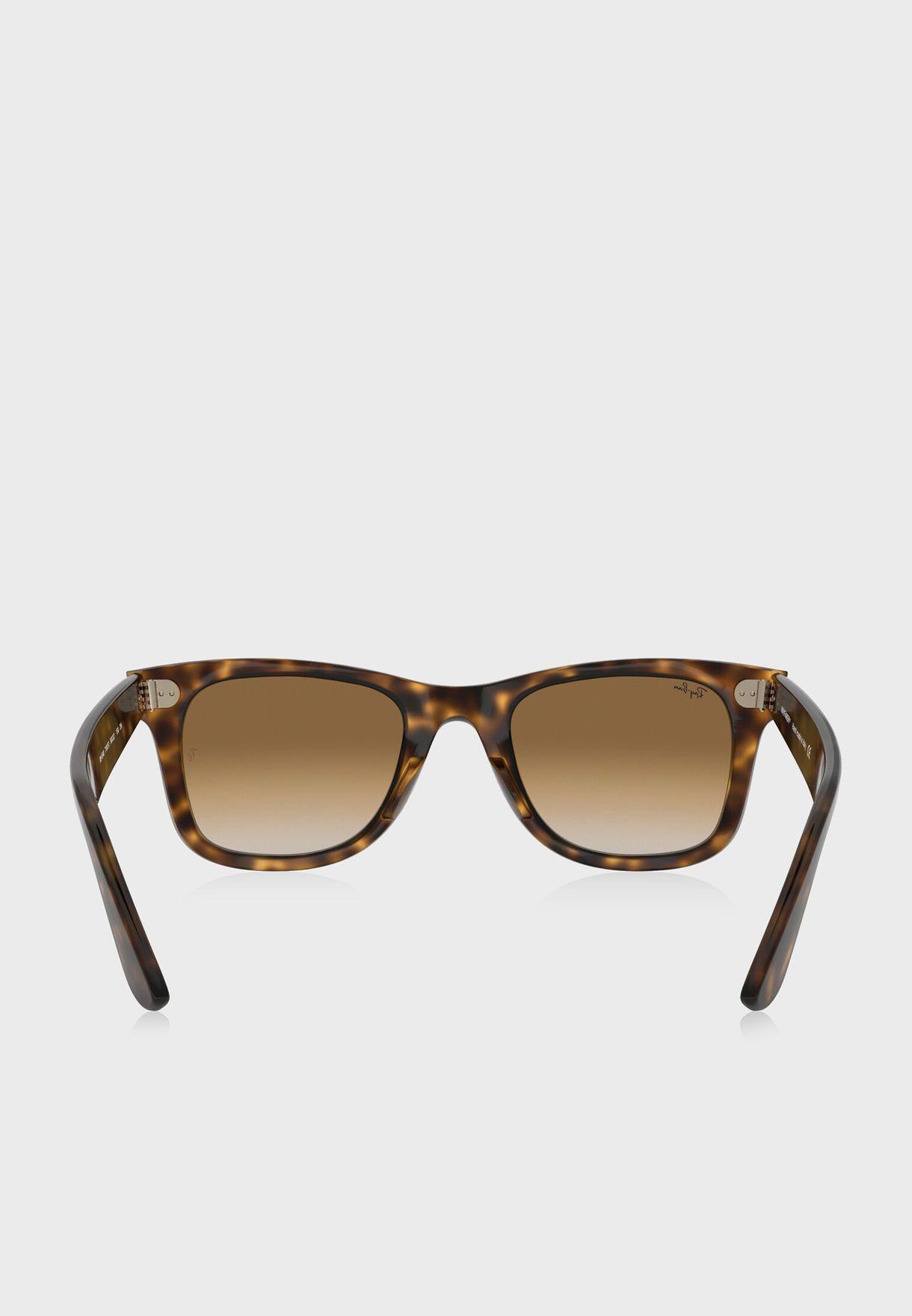 0RB4340 Wayfarer Sunglasses