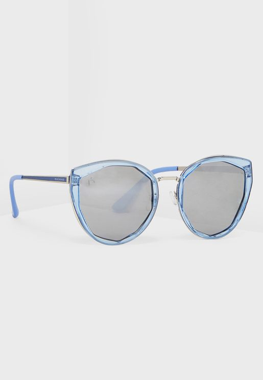 The Artist Geometric Sunglasses