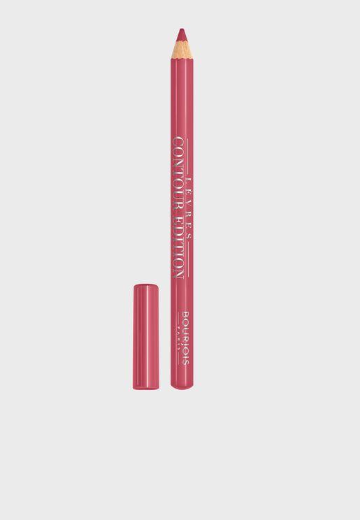 Lèvres Contour Lip Pencil 02 Coton Candy
