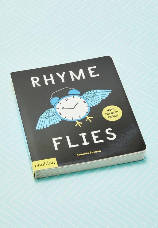 Rhyme Flies Book