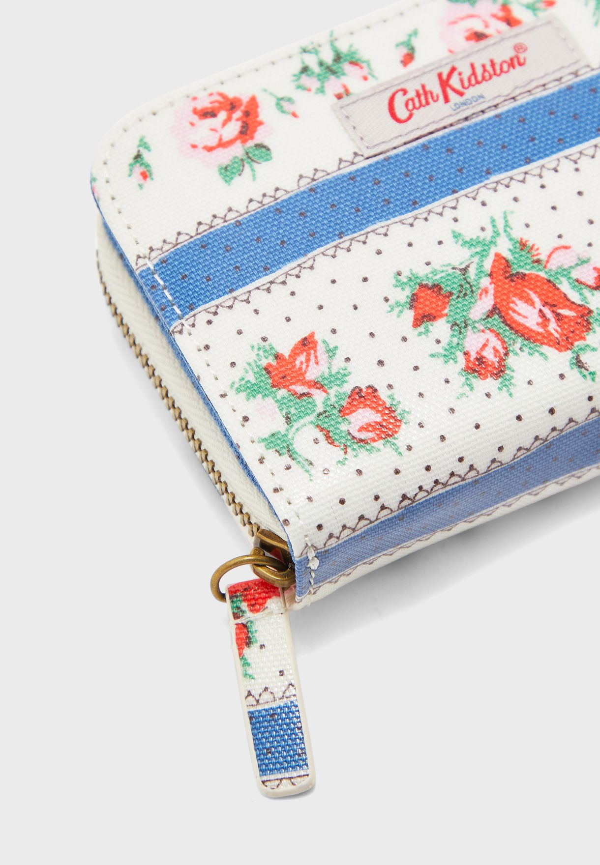 Zip Through Pocket Purse
