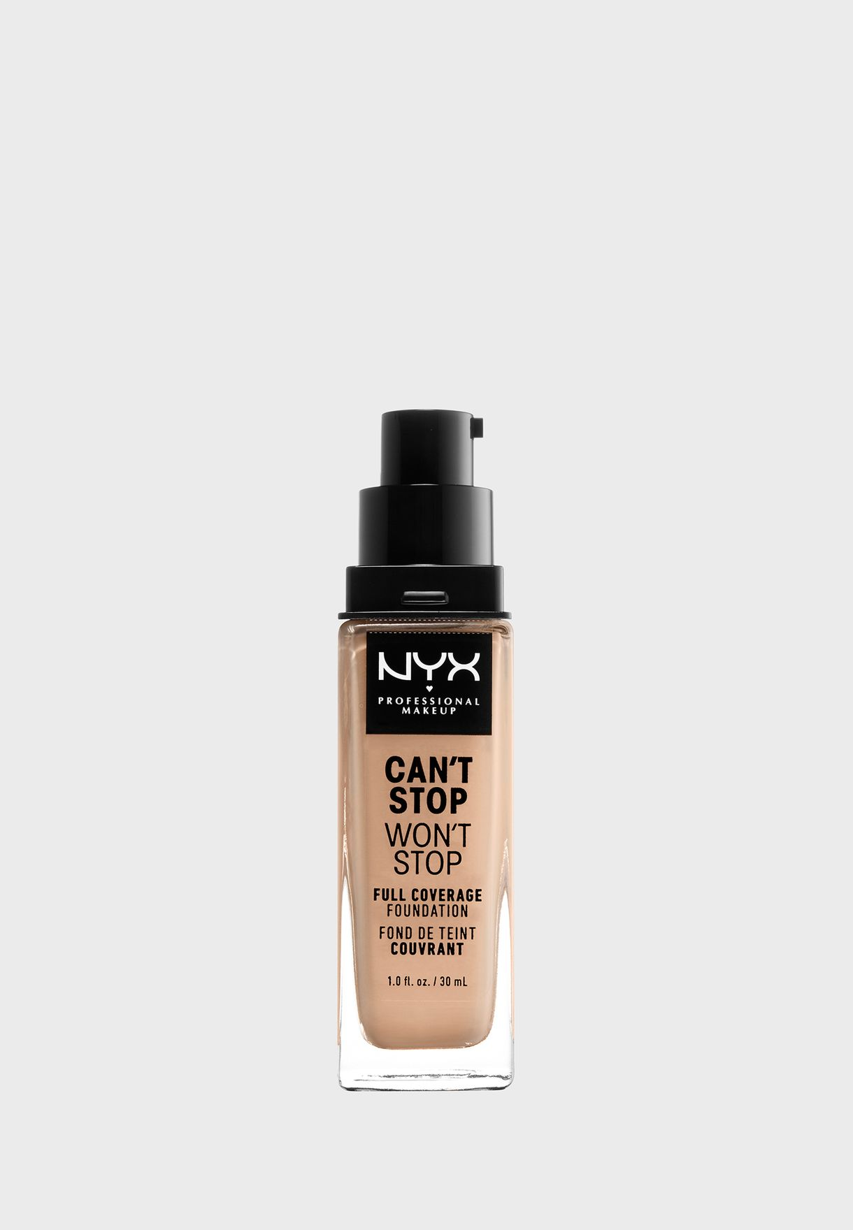 Cant Stop Wont Stop 24Hr Foundation- Natural