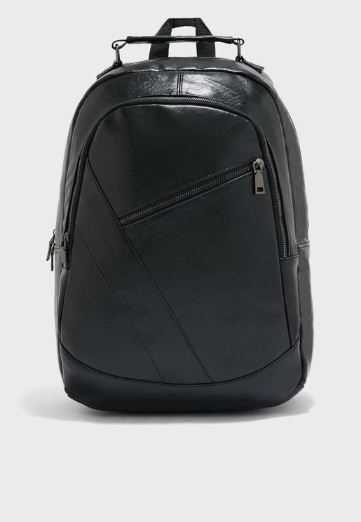 Smart PU Backpack