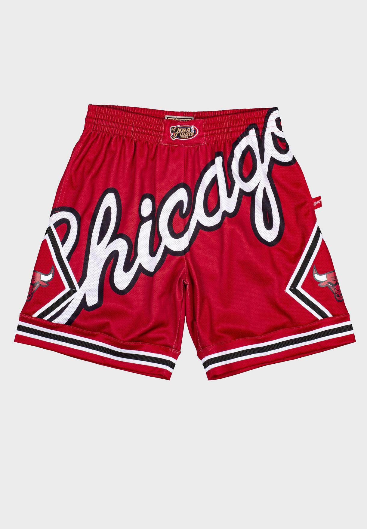 شورت بشعار شيكاغو بولز