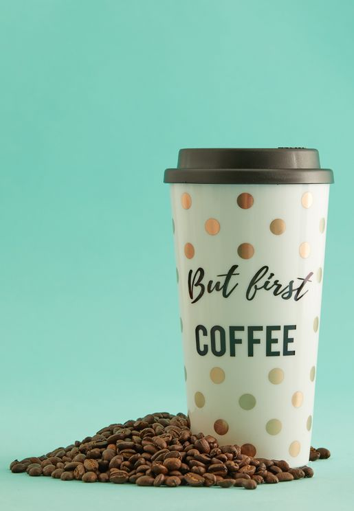 But First Coffee Hot Cup