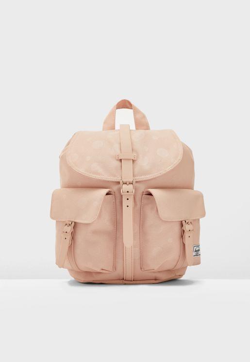 حقيبة ظهر بجيوب متعددة