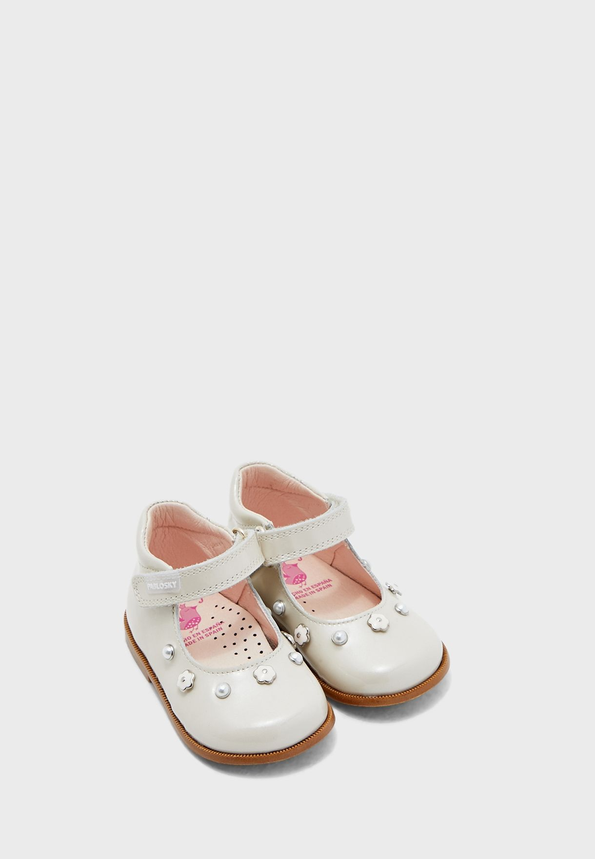 Infant Velcro Ballerina