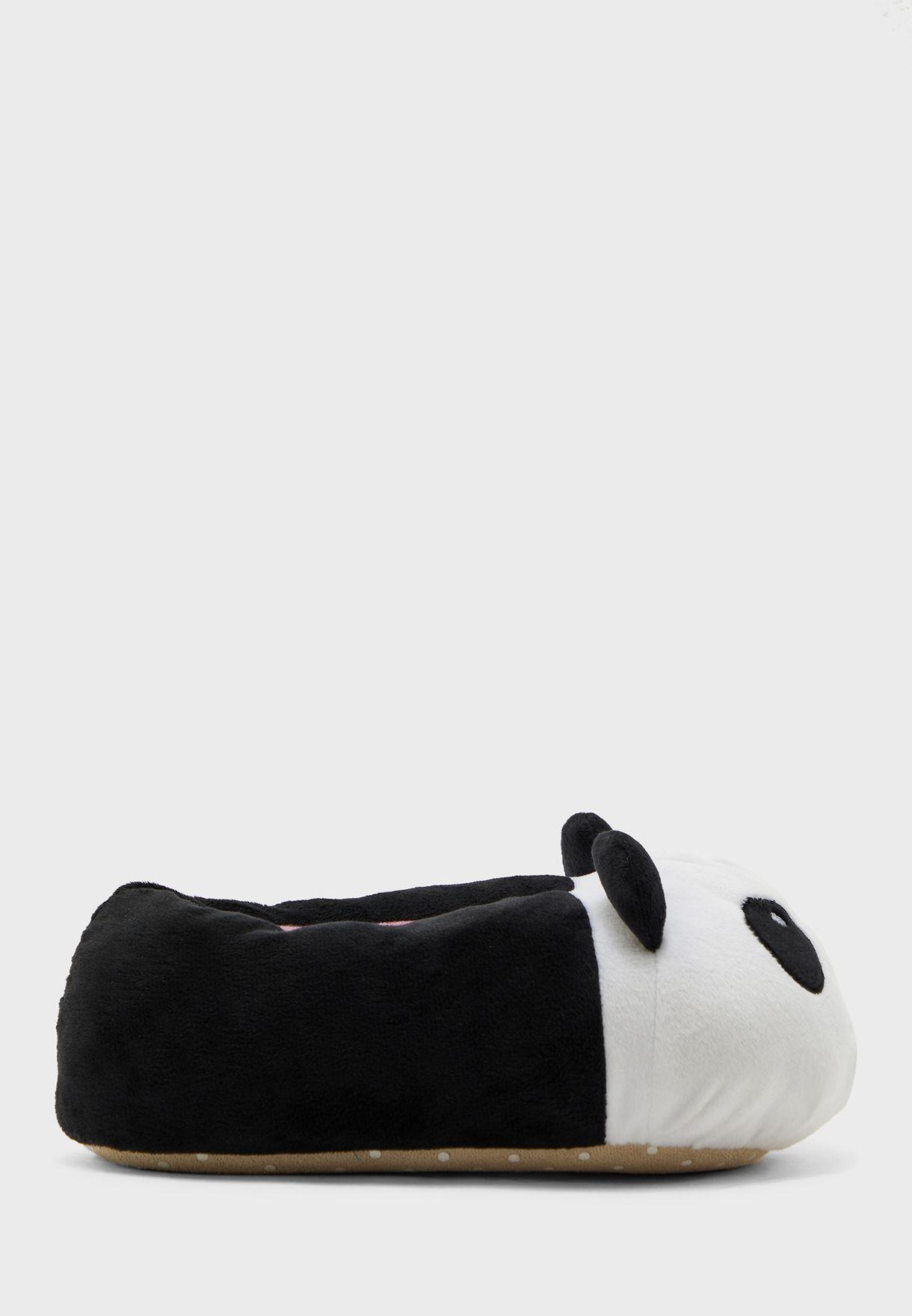 Panda Bedroom Slip On