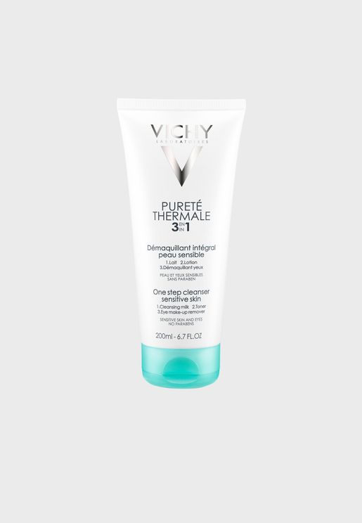 Purete Thermale One Step Milk Cleanser 3-In-1 200ml