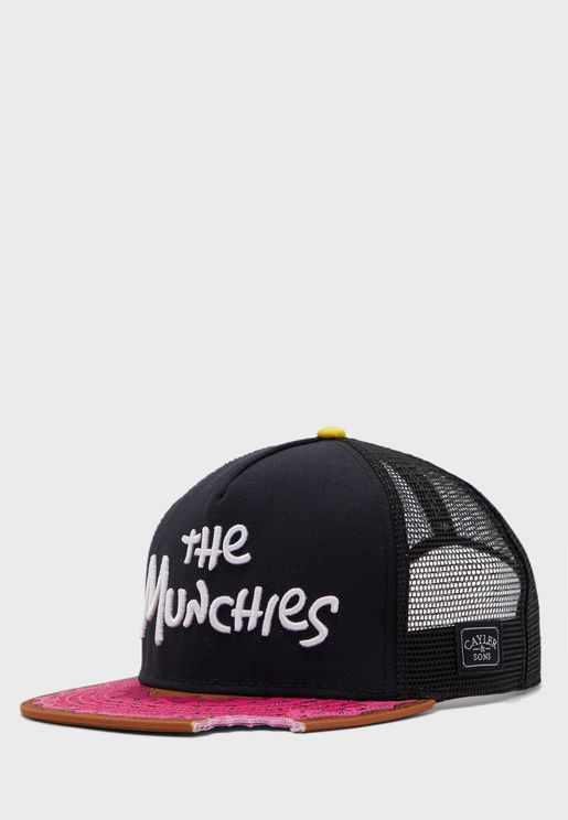 Munchies Trucker Cap