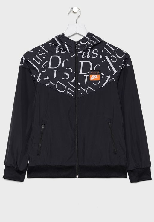Youth NSW Just Do It Windrunner Jacket