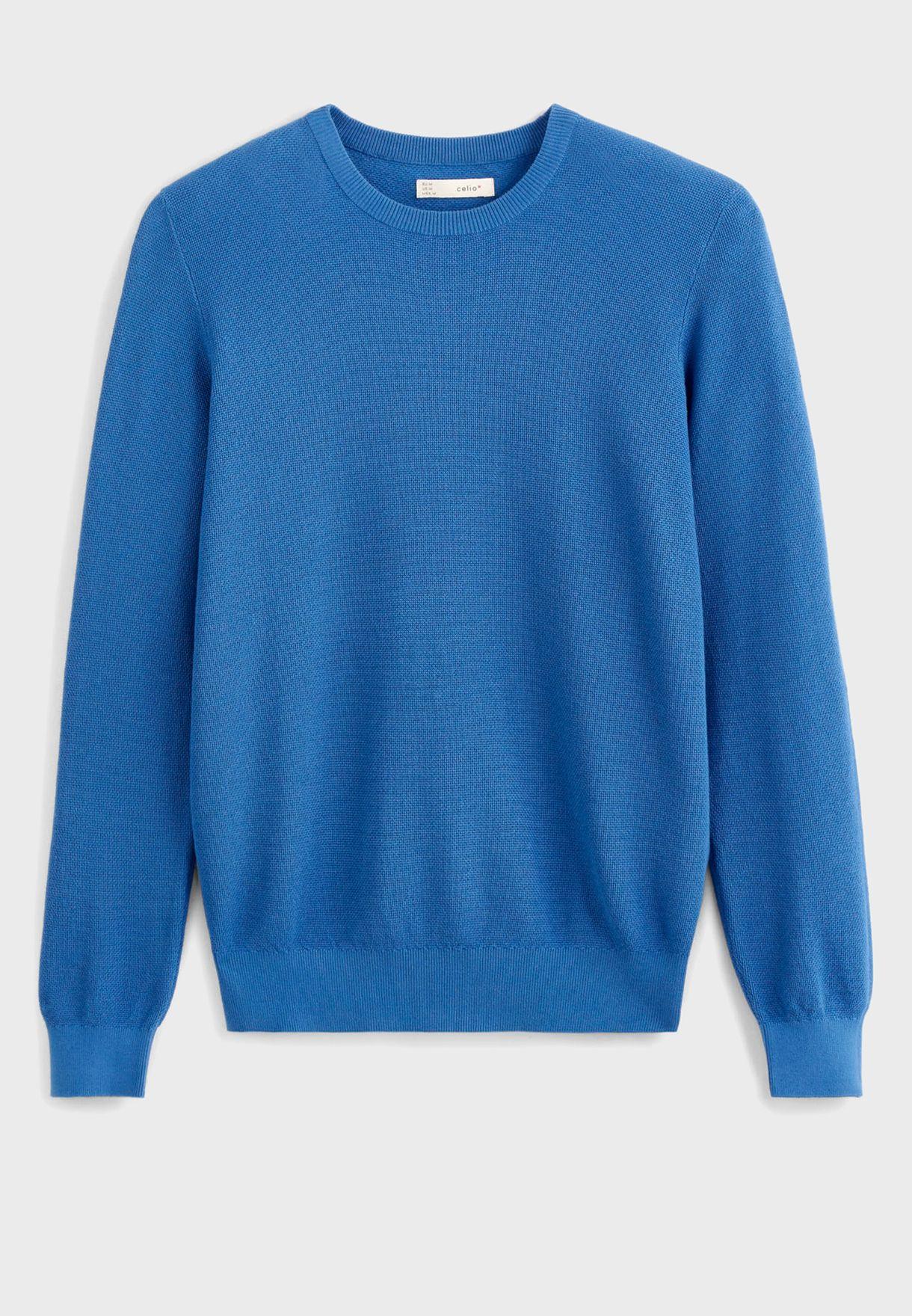 Essential Crew Neck Sweater