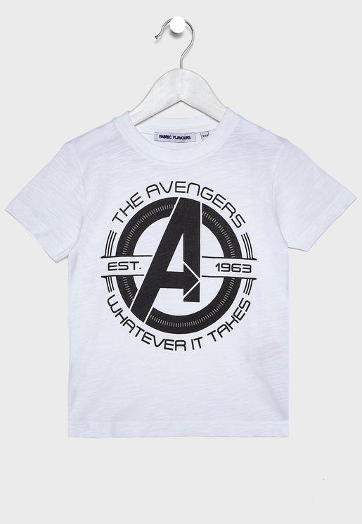 Kids Avenger T-Shirt