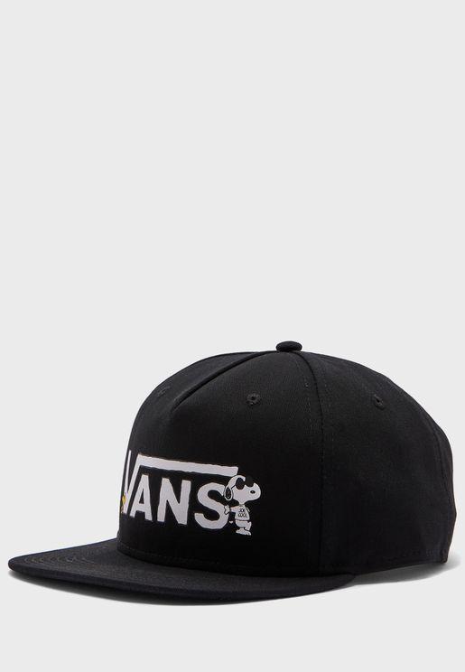 Logo Snapback Cap