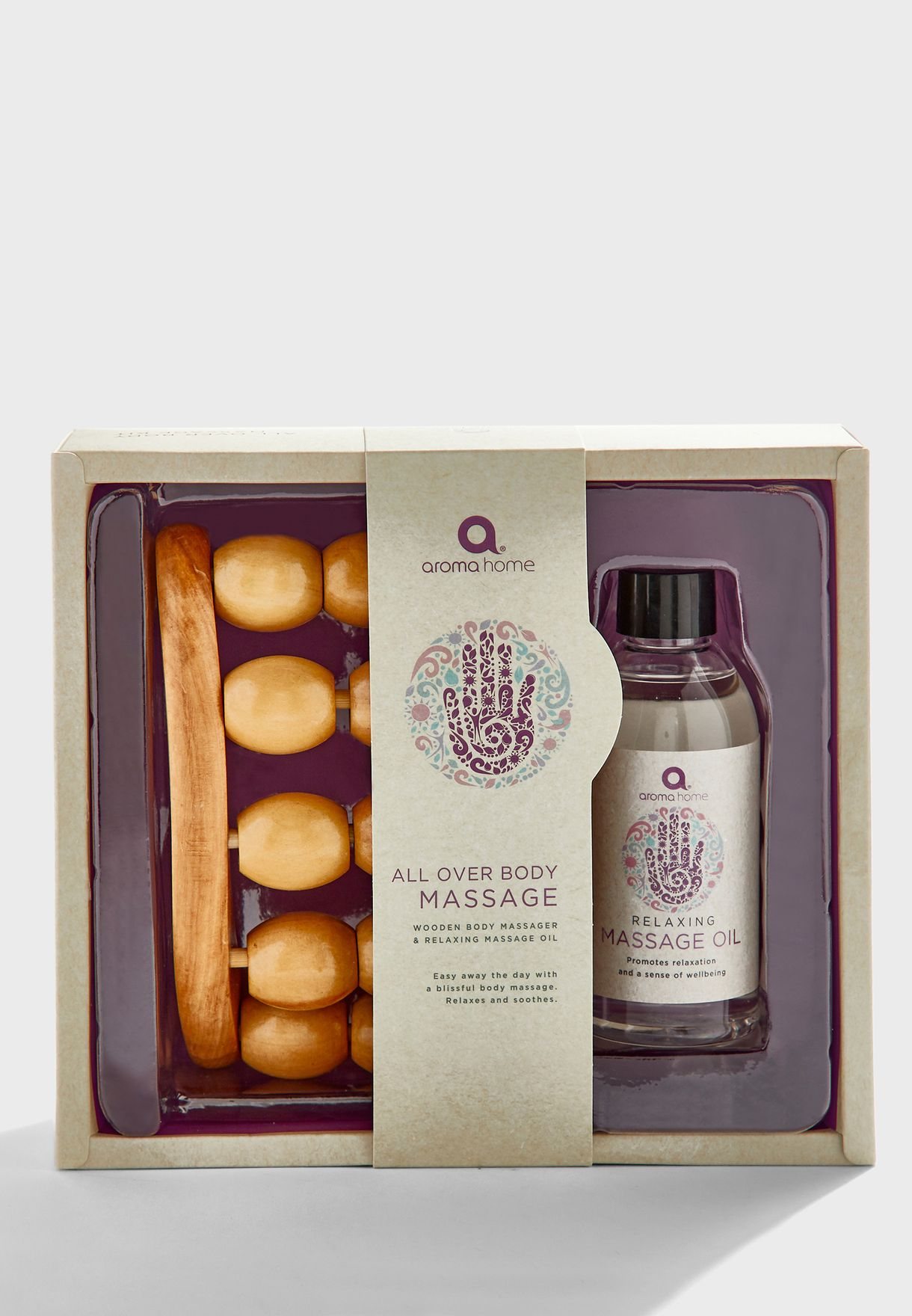 All Over Body Massage Pack