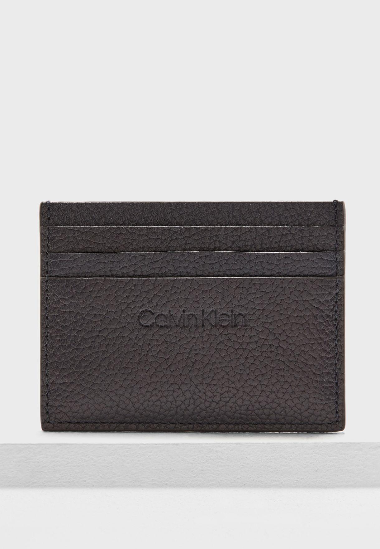 Essential Leather Cardholder
