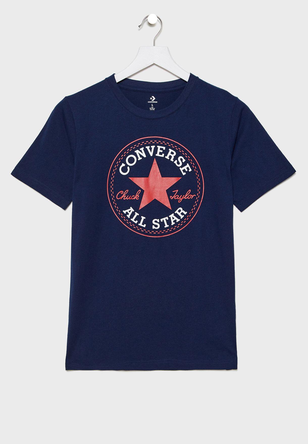 Youth Chuck Patch T-Shirt