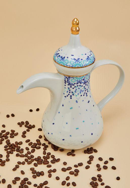 دلة (ابريق) مرايا للقهوة العربي